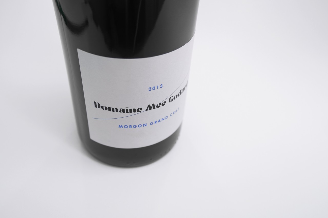 bouteille domaine Mee Godard